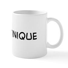 I Love Martinique Coffee Mug