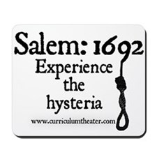 Salem: 1692 Mousepad