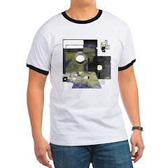 Floppy Disk Geek T