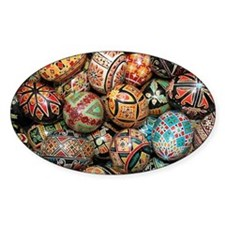 Pysanky Group 3 Decal