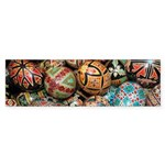 Pysanky Group 3 Sticker (Bumper)