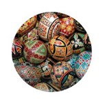 Pysanky Group 3 Ornament
