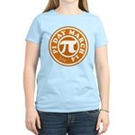 Happy Pi Day 3/14 Circular De Women's Light T-Shir