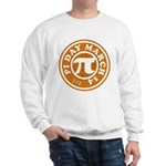 Happy Pi Day 3/14 Circular De Sweatshirt