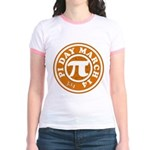 Happy Pi Day 3/14 Circular De Jr. Ringer T-Shirt