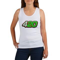 420 Logo Women's Tank Top
