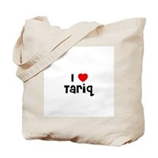 I * Tariq Tote Bag