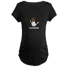 Slapsgiving T-Shirt