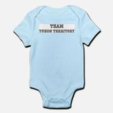 Team Yukon Territory Infant Creeper