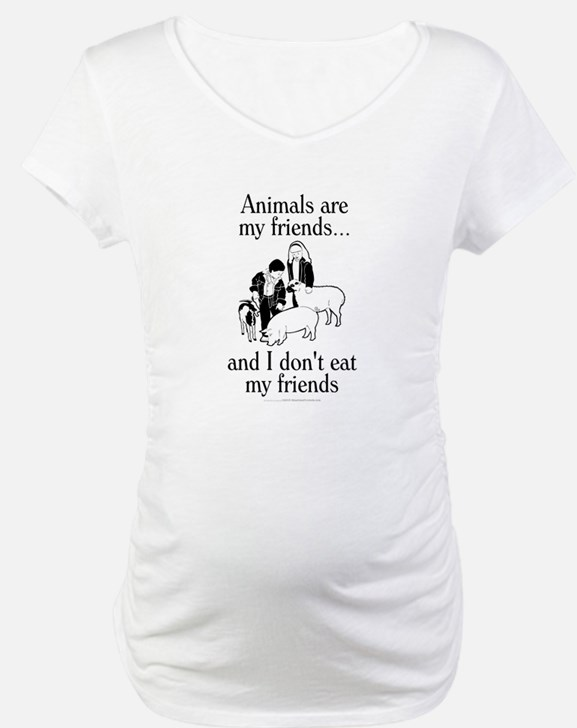 Animals are my friends Shirt