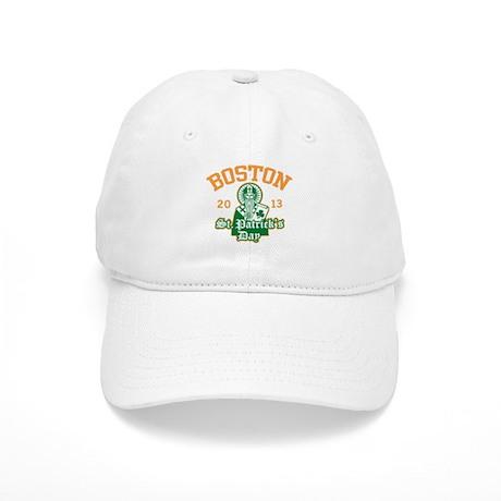 St. Patrick's Day Boston 2013 Cap