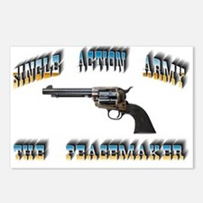 Single Action Army Postcards (Package of 8)