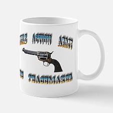 Single Action Army Mug