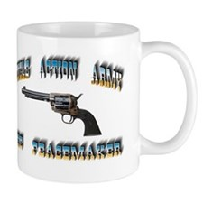 Single Action Army Mug