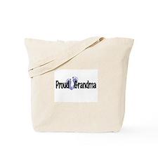 Proud Grandma (Unisex) Tote Bag