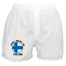 100% Made In Finland Boxer Shorts