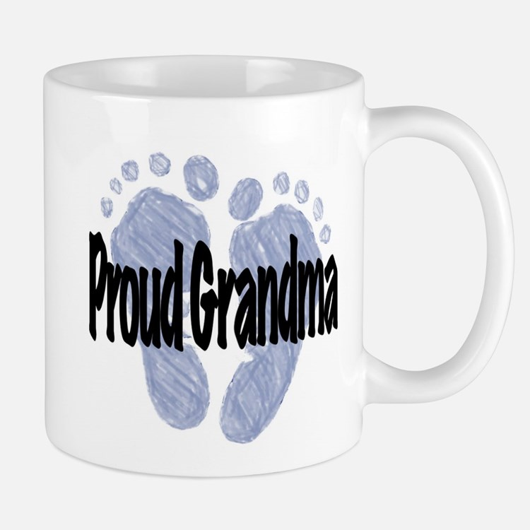 Proud Grandma (Boy) Mug