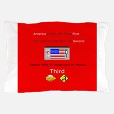 America First Pillow Case