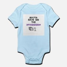 Savta Gave Me the Afikommen Infant Bodysuit