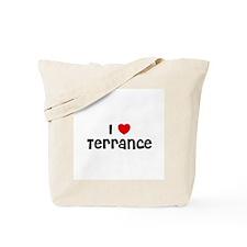 I * Terrance Tote Bag