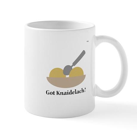 Got Knaidelach? Mug