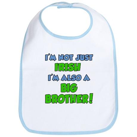 Irish Big Brother Bib