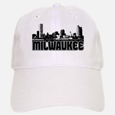 Milwaukee Skyline Baseball Baseball Cap
