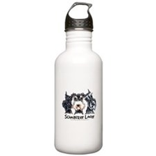 Miniature Schnauzer Lover Water Bottle