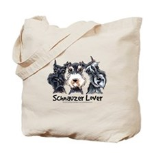 Miniature Schnauzer Lover Tote Bag