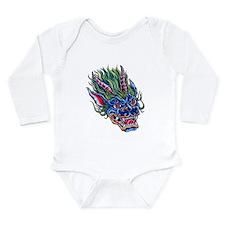 Tattoo Long Sleeve Infant Bodysuit