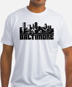 Baltimore Skyline Shirt