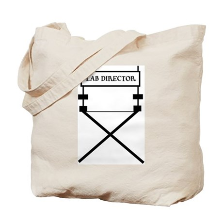 lab director Tote Bag