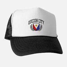 Quezon City Philippines Trucker Hat