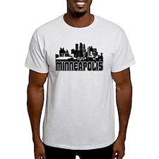 Minneapolis Skyline T-Shirt
