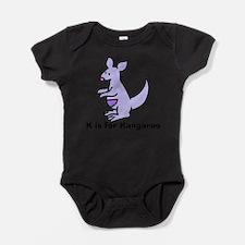 K is for Kangaroo Body Suit