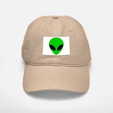 """Alien Head"" Baseball Baseball Cap"