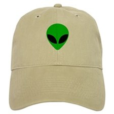 """Alien Head"" Baseball Cap"