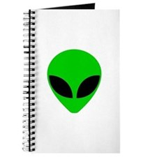 """Alien Head"" Journal"