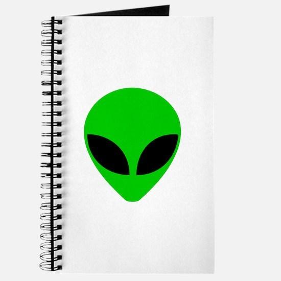 """""""Alien Head"""" Journal"""