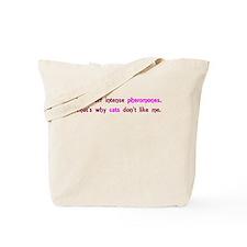 Ellie Pheromones Tote Bag