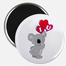 """Koala Loves You 2.25"""" Magnet (10 pack)"""