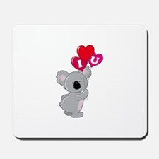 Koala Loves You Mousepad