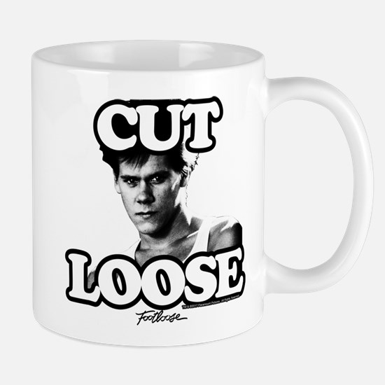 Footloose Cut Loose Mug
