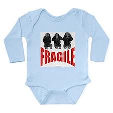 Evil Long Sleeve Infant Bodysuit