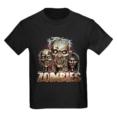 Zombies Kids Dark T-Shirt