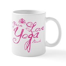 PeaceLoveYoga Mugs