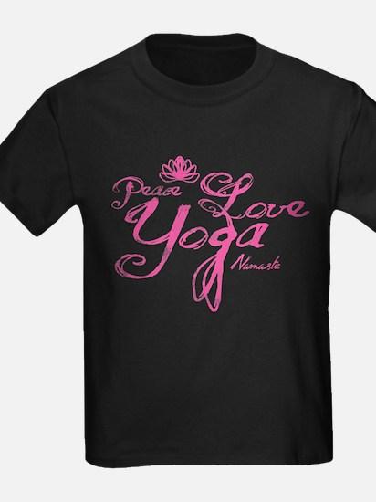 Cute Yoga instructor T
