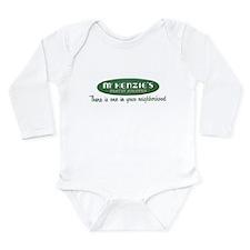 McKenzie's Vintage NOLA Long Sleeve Infant Bodysui