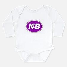 K&B Vintage NOLA Long Sleeve Infant Bodysuit