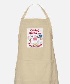 Snow Friends Apron